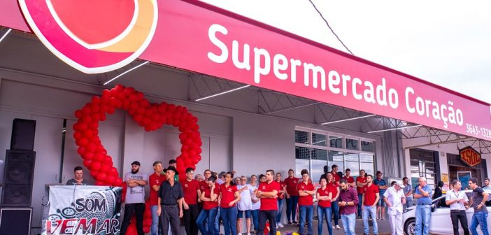 Supermercado Coração é destaque no Extremo Oeste