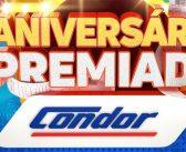 Condor faz promoção de aniversário