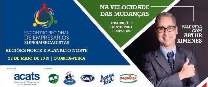 Evento chega ao Norte e Planalto Norte (22.05)