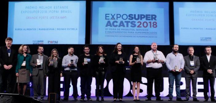 Melhores estandes da EXPOSUPER 2019 serão premiados