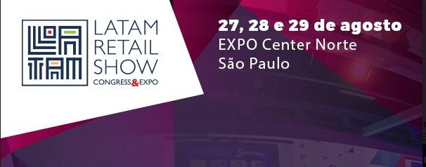Latam Retail Show terá 20 mil participantes