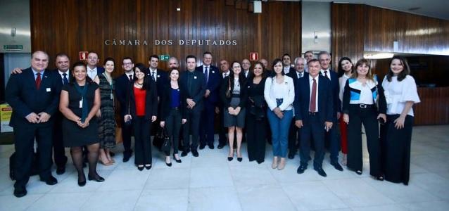 Participação no evento  'Abras no Congresso Nacional'