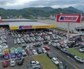 Grupo Koch inaugura loja Komprão em Guaramirim