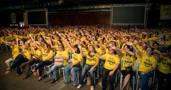 Cooper realiza convenção inédita para os 3 mil colaboradores