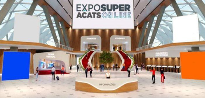 Acats anuncia edição virtual da Exposuper